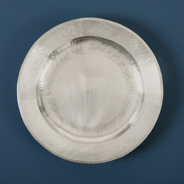 Tennfat - Pewter Plate - Malin Appelgren Bailey