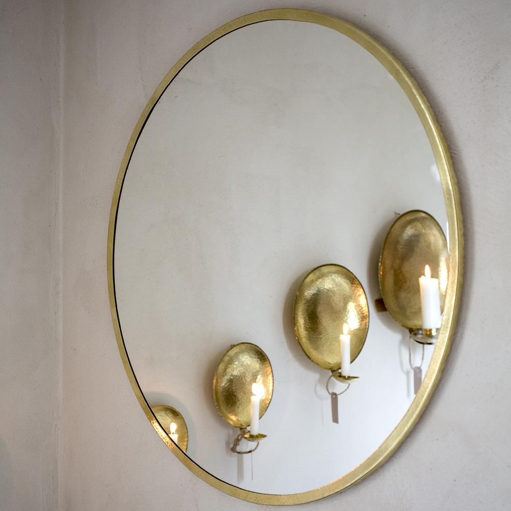 Spegel med lampett Mirror with Sconce Malin Appelgren Bailey