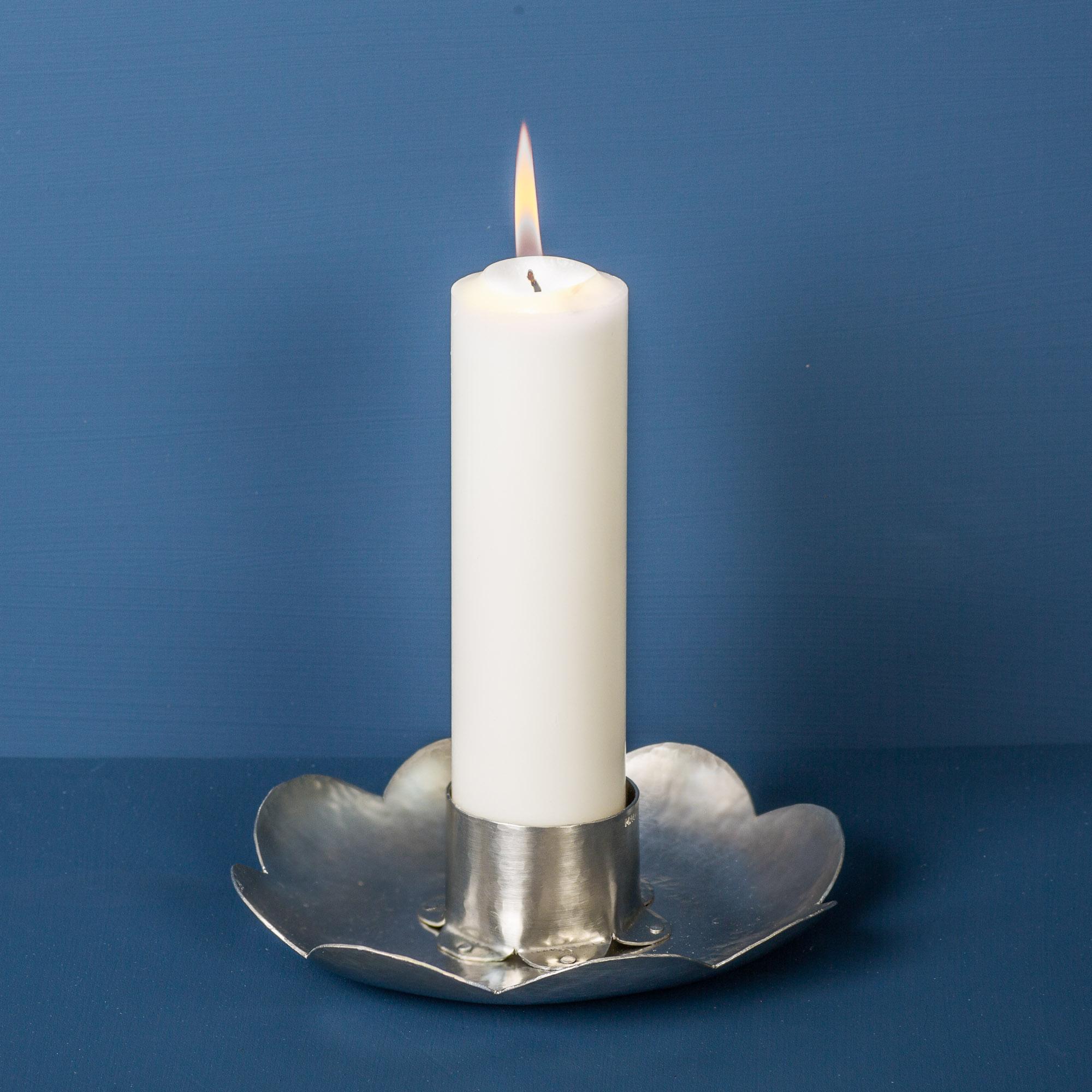 candlestick-flower-pewter-malinappelgren