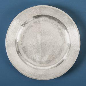 Dish, Pewter