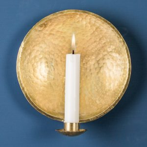Nursery Wall Sconce, Brass