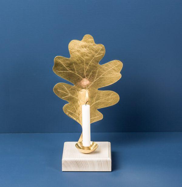 oak-leafsconce-brass-nature-malinappelgren